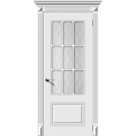 Дверь Ноктюрн остекленная