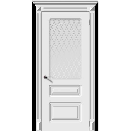 Дверь Трио остекленная