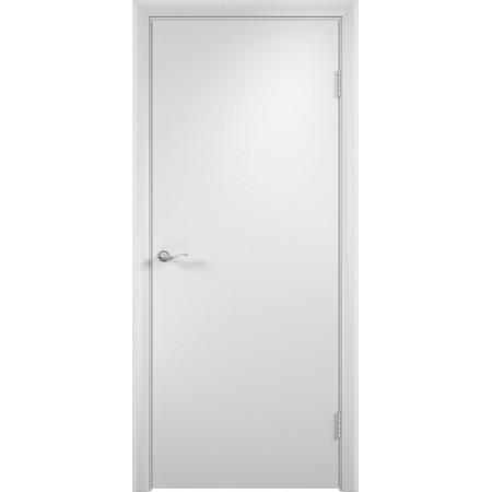 Дверь глухая ПВХ