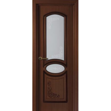 Дверь Муза остекленная