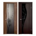Межкомнатные двери Верда, облицованные шпоном